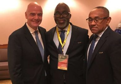 Nigeria has met conditions to avoid ban – FIFA