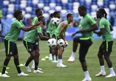 Etebo demands focus on next Eagles game