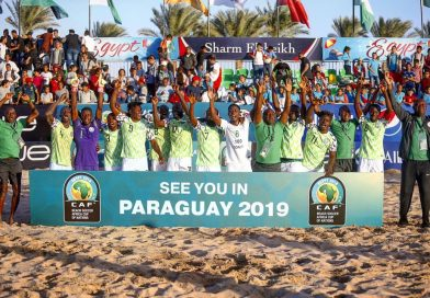 Sand Eagles qualify for World Cup, target AFCON trophy