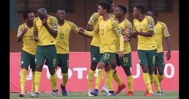U20 AFCON: South Africa beat Nigeria 5-4