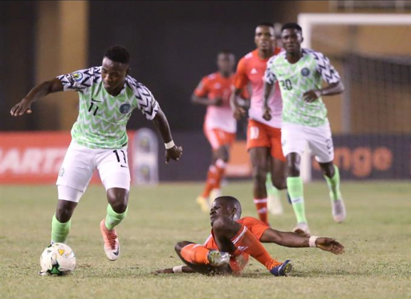 Nigeria, South Africa battle for third place