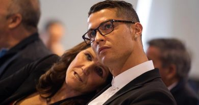 Ronaldo's mum slams rape accuser Mayorga