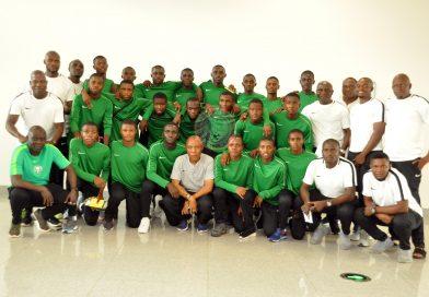 Nigeria first to book FIFA U17 World Cup ticket