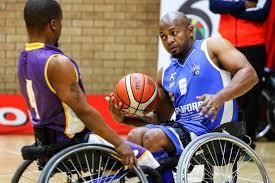 Nigeria wheelchair basketballers hot up National Stadium