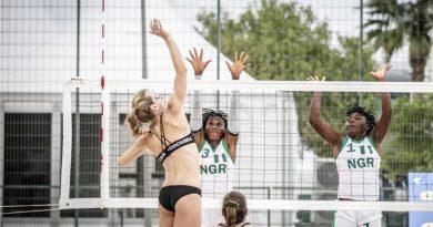 Beach Volleyball: Nigeria seeks Tokyo 2020 Olympics ticket