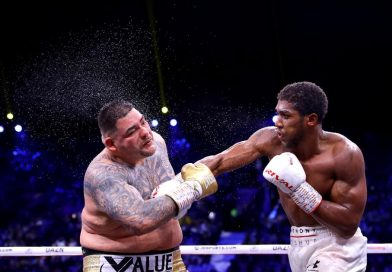 Anthony Joshua reveals what he told Ruiz during fight