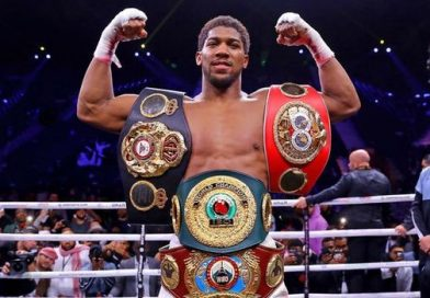 I want to defend my belts in Nigeria – Anthony Joshua