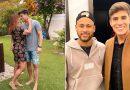 Neymar's mum Nadine dating 22-year-old boy