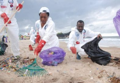 NOC hosts World Clean up Day in Lagos