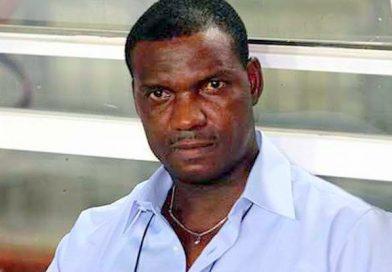 Ex-Nigeria coach Eguavoen named NFF Technical Director