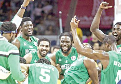 NBBF thankful as Nigerian govt announces plans for 109 basketball courts