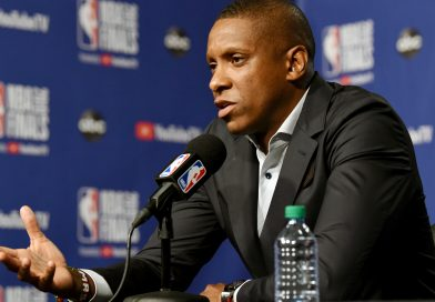 Raptors' Masai Ujiri vows to fight for wrongly accused persons