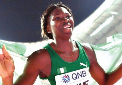 Sports Festival: Eyes on Brume, Uko, Nwokocha as athletics events begin