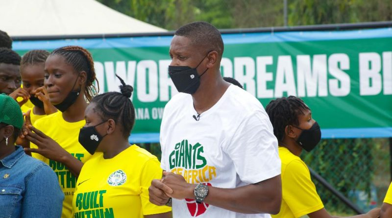 Masai Ujiri demands bigger opportunities for Nigerian youths