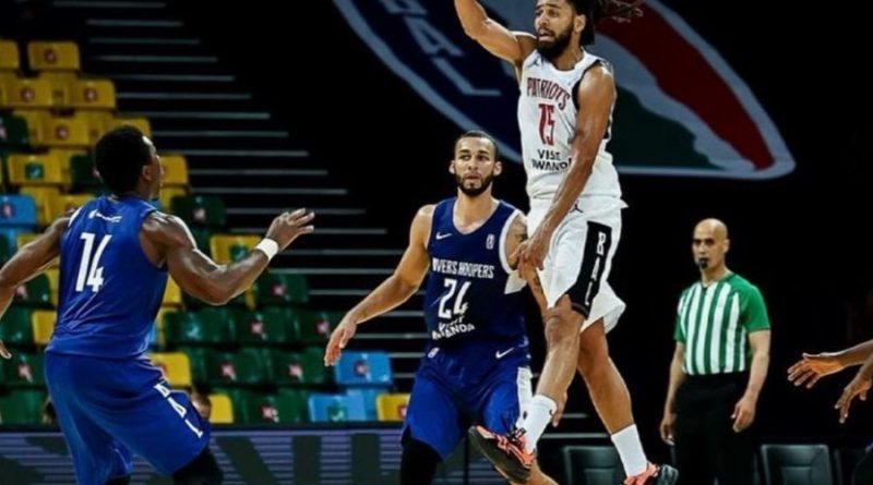 Hoopers coach Odaudu shifts focus to US Monastir