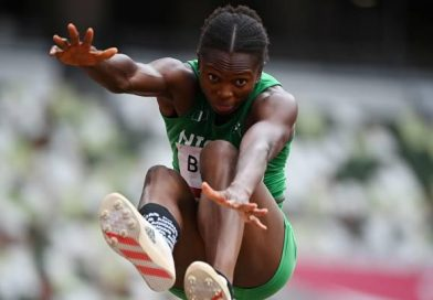 Tokyo: Brume wins Nigeria's first medal, says 'I never settled for less'