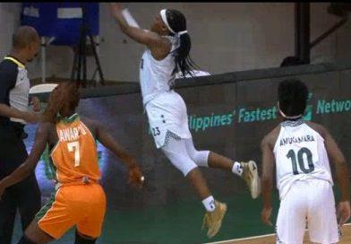 D'Tigress coach laments Afrobasket officiating, set for Senegal challenge