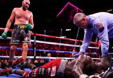 Why Wilder did not shake Tyson Fury's hand
